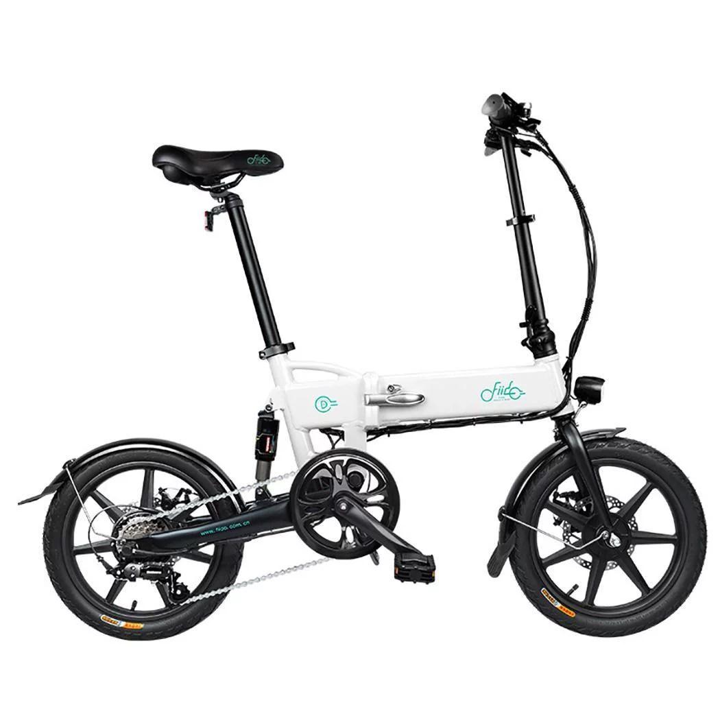 Fiido D2 Folding Electric Bike E Bike Lightweight Electric