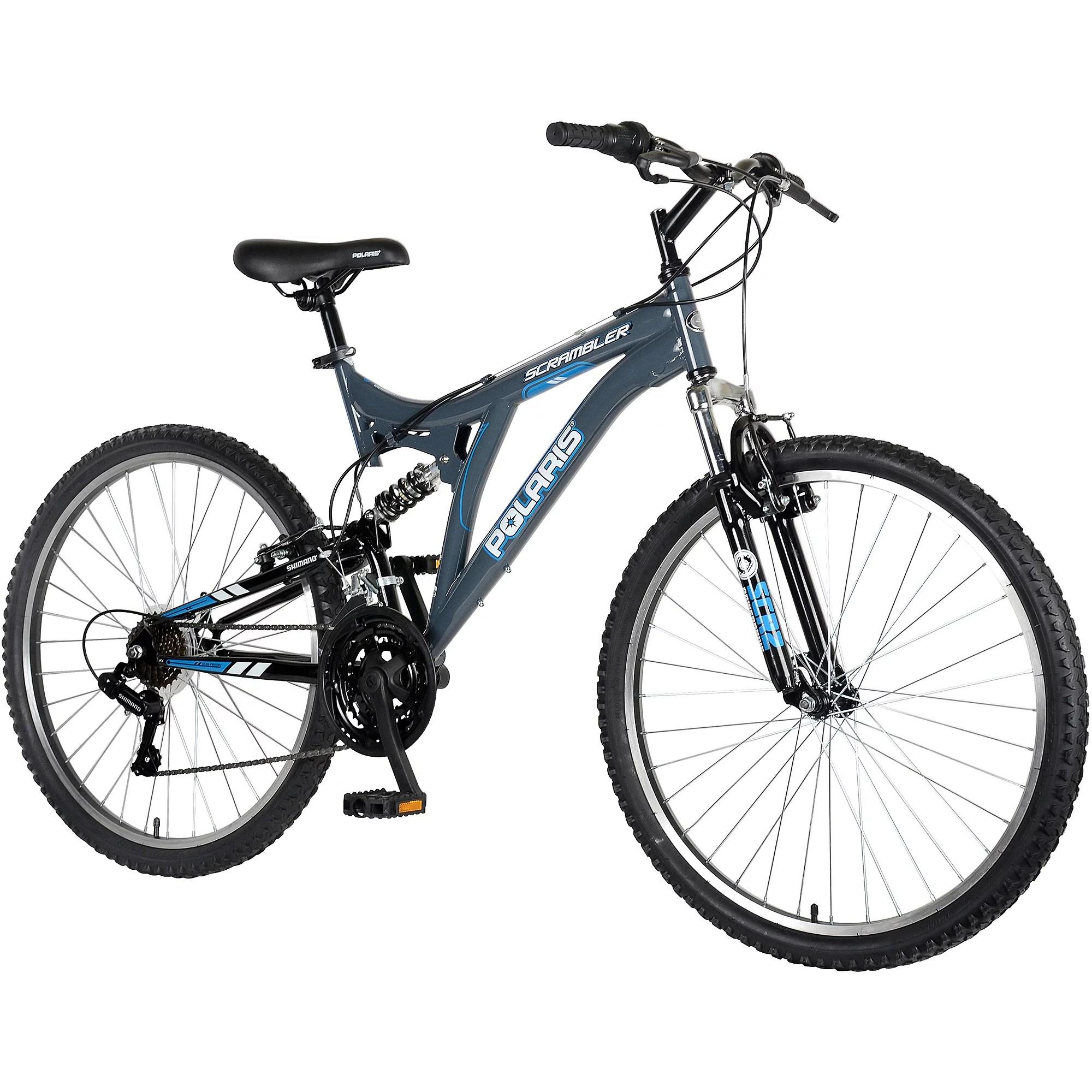 Polaris Bike Scrambler