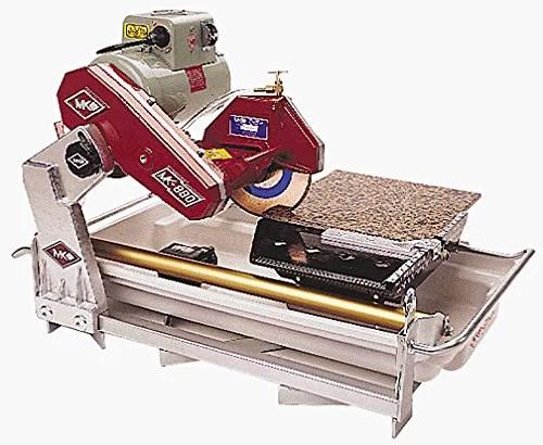 mk diamond 046 153261 mk 880 pro 1 5 hp115v tile saw kit 10 inch