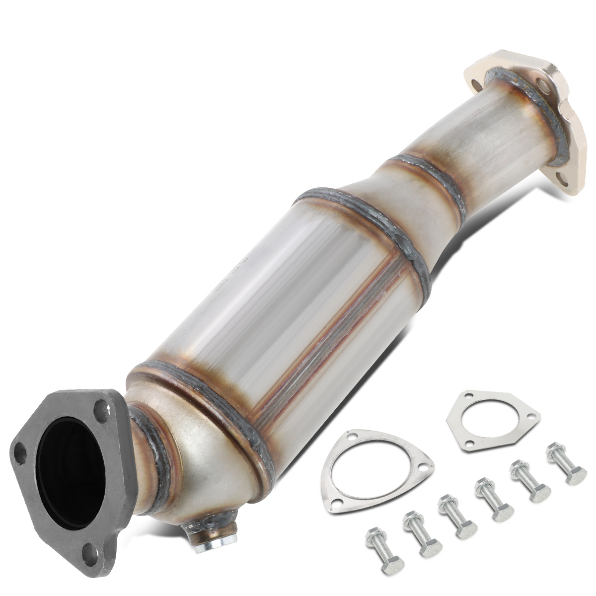 for 1998 to 2005 volkswagen vw passat audi a4 1 8l turbo engine catalytic converter exhaust pipe replacement 99 00 01 02 03 04 06