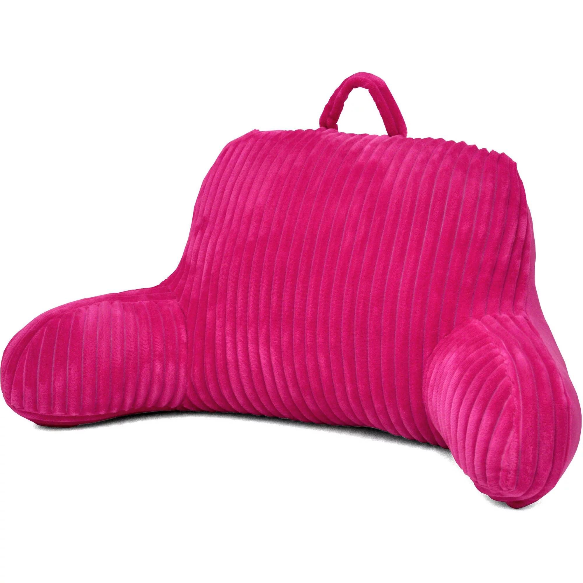 Formula Wide Wale Rev To Micromink Backrest Pillow