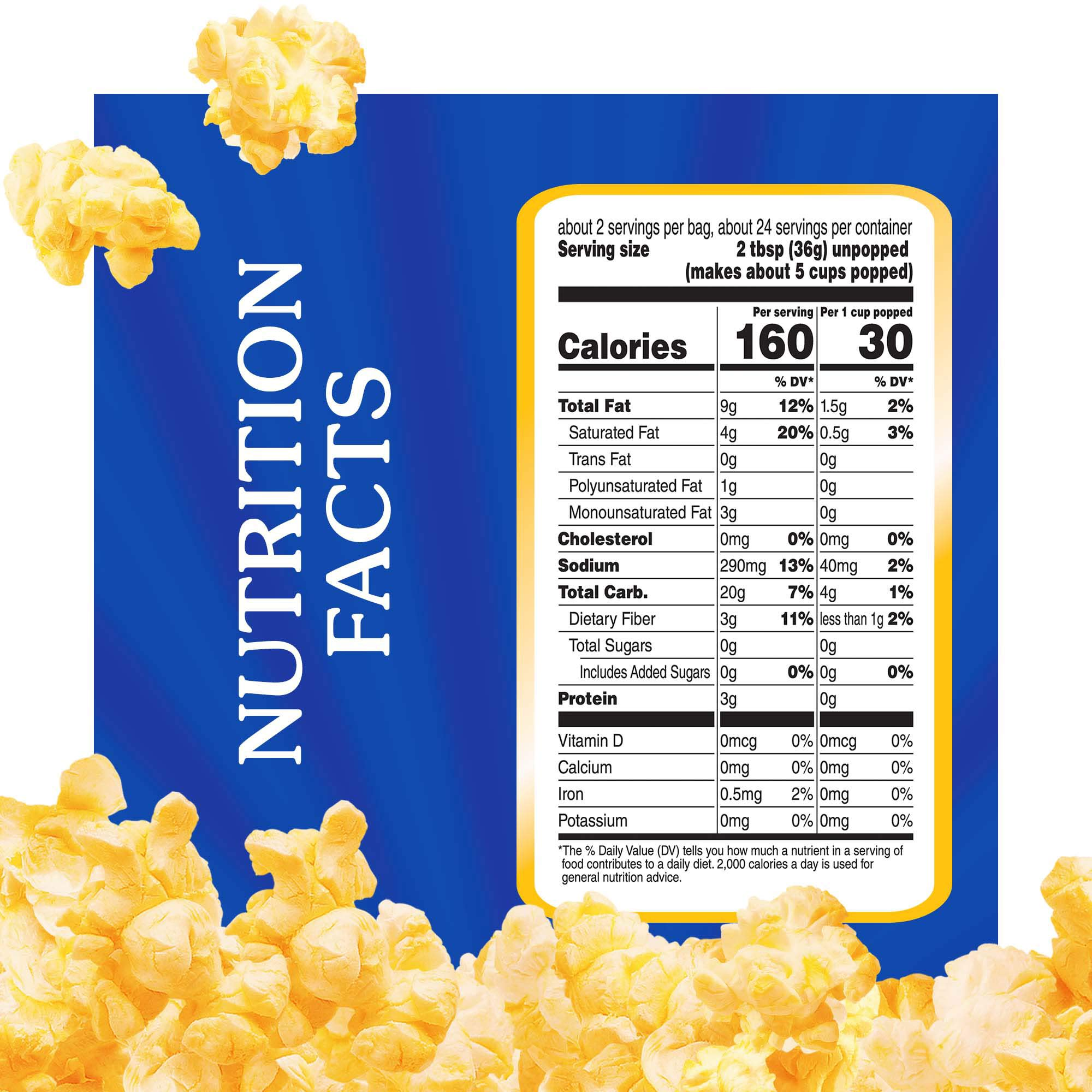 act ii xtreme butter microwave popcorn 2 75 oz 12 count