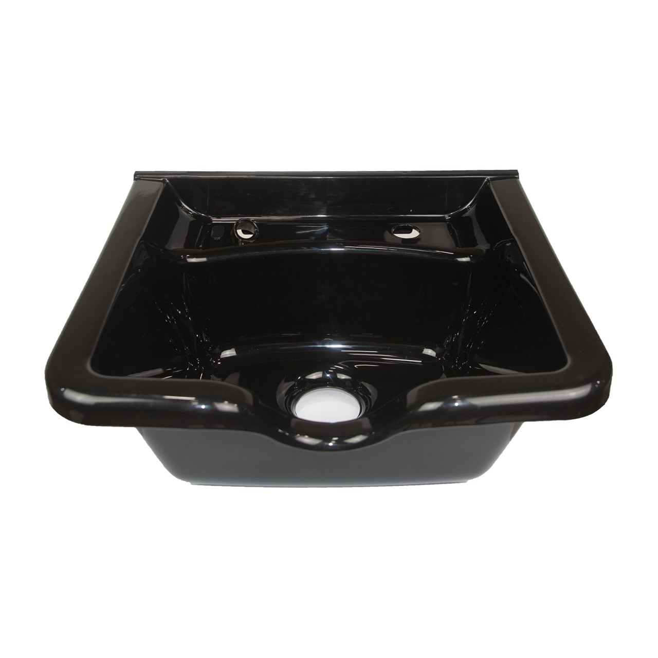 shampoo bowl kit black sink w upc cert faucet for salon spa barber shop salon equipment and furniture