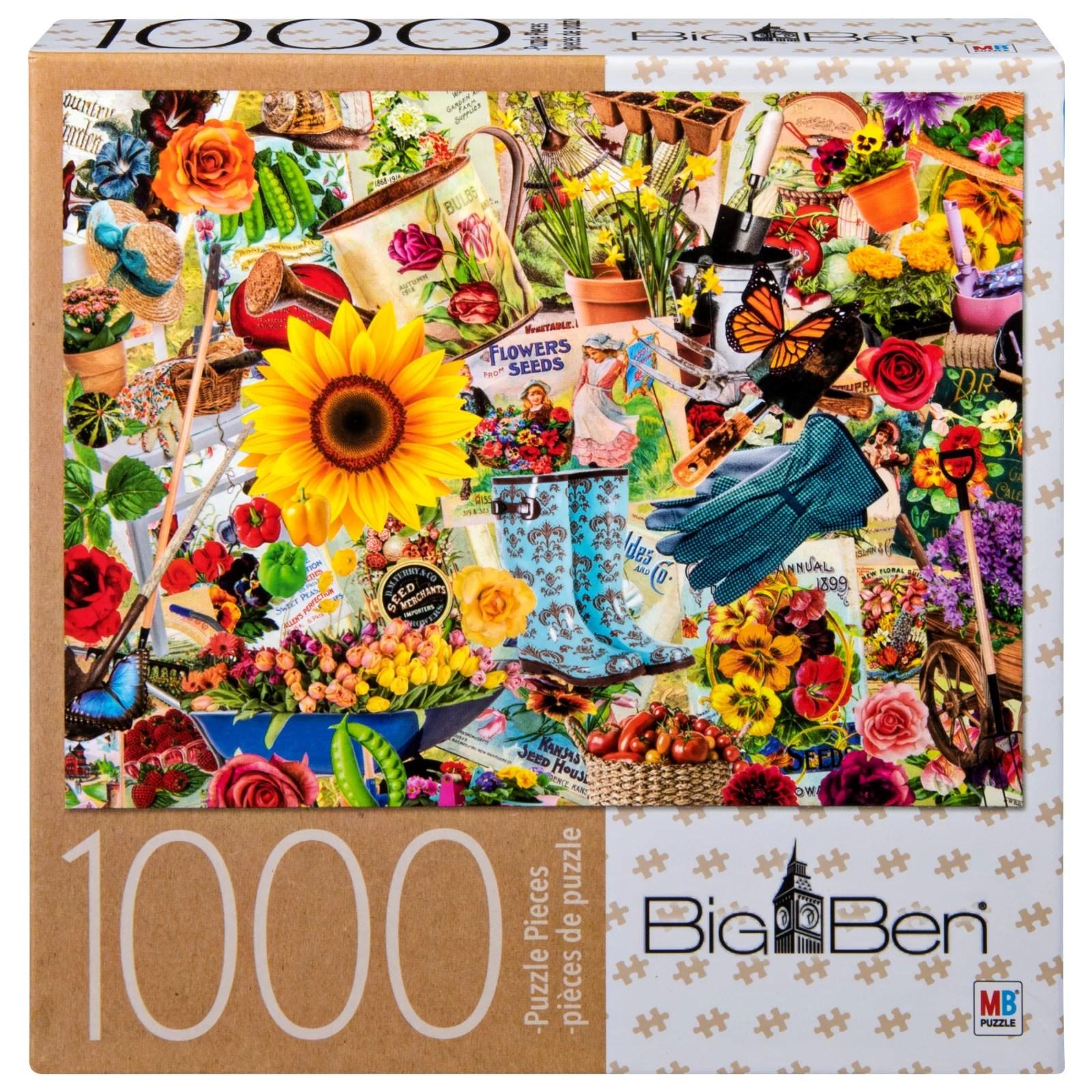 Big Ben Piece Adult Jigsaw Puzzle