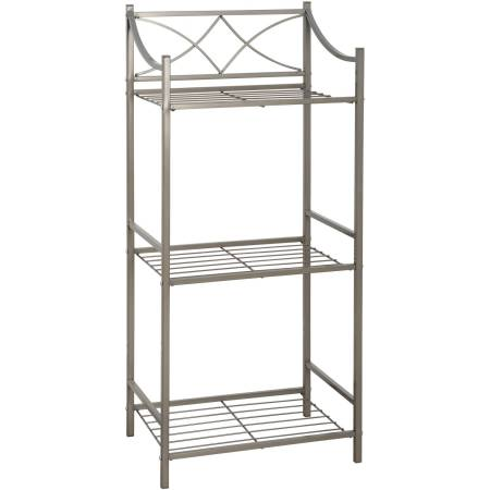 chapter metal bathroom storage stand - walmart