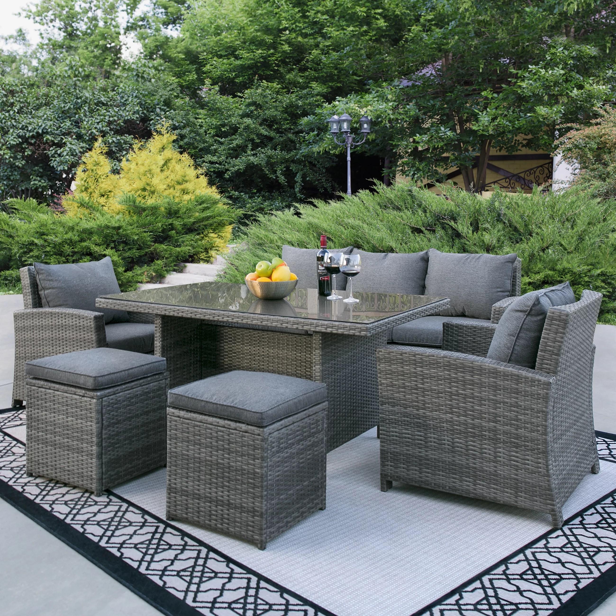 Outdoor 11 Furniture Piece