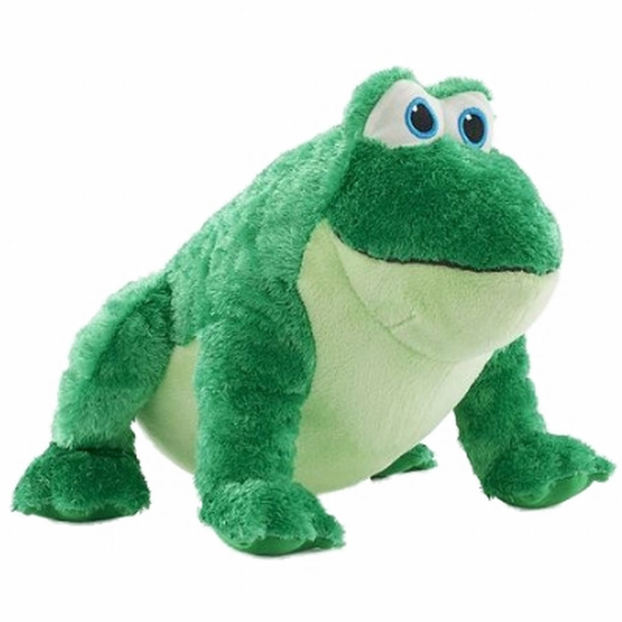 Kohls Cares Its Mine Frog Stuffed Animal Plush Pal Green
