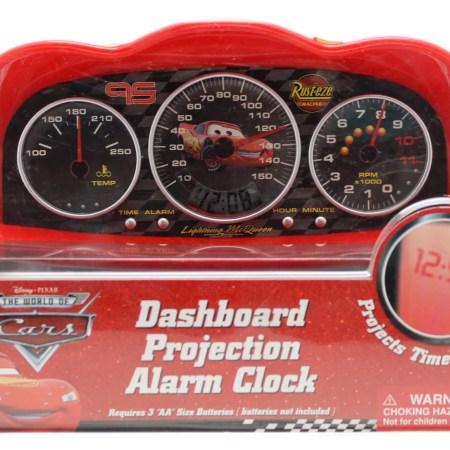 Dashboard Alarm Clock | Unique Alarm Clock