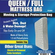 Queen Size Mattress Bag Clear 2 Mil Thickness 4nzf8