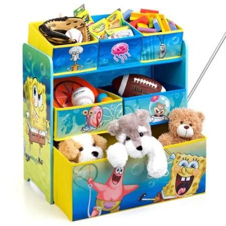 Nickelodeon Spongebob Room In A Box Bundle