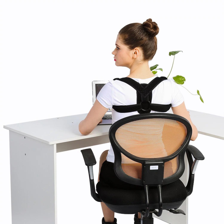 Yosoo Posture Corrector For Women Men Adjustable Back