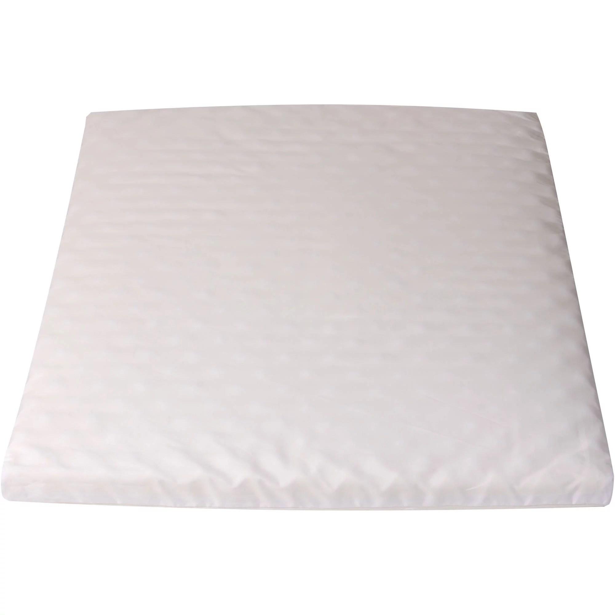 dmi hypoallergenic egg crate foam bed wedge leg rest back support pillow white 4 pack walmart com