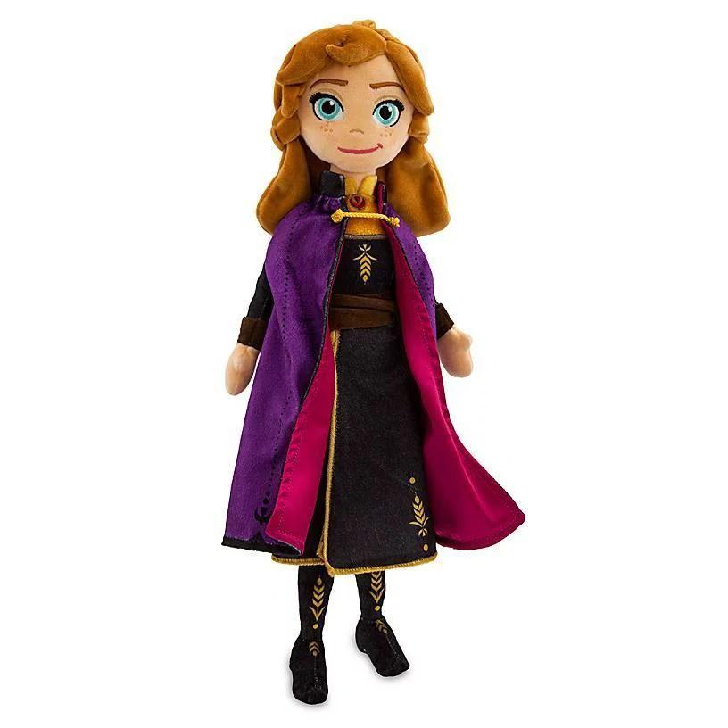 Disney Anna Plush Doll Frozen 2 Medium 18'' New with Tags