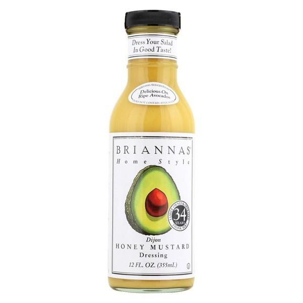 Brianna39s Salad Dressing Dijon Honey Mustard pack of 6