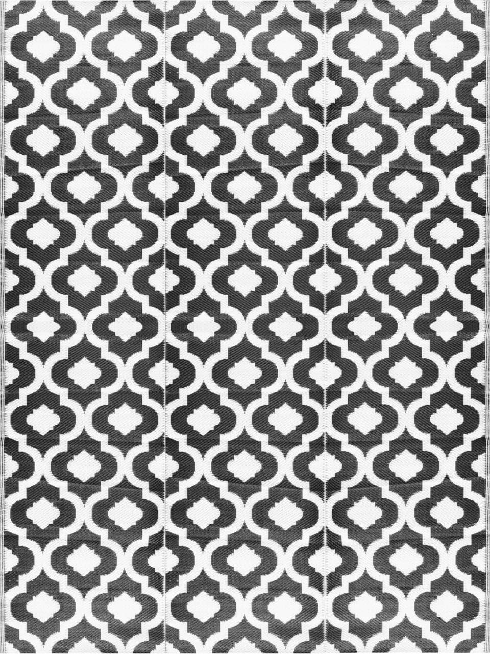 balajeesusa 9 x12 indoor outdoor rugs patio mat plastic straw camping rug rv picnic mats wholesale price black white 54514