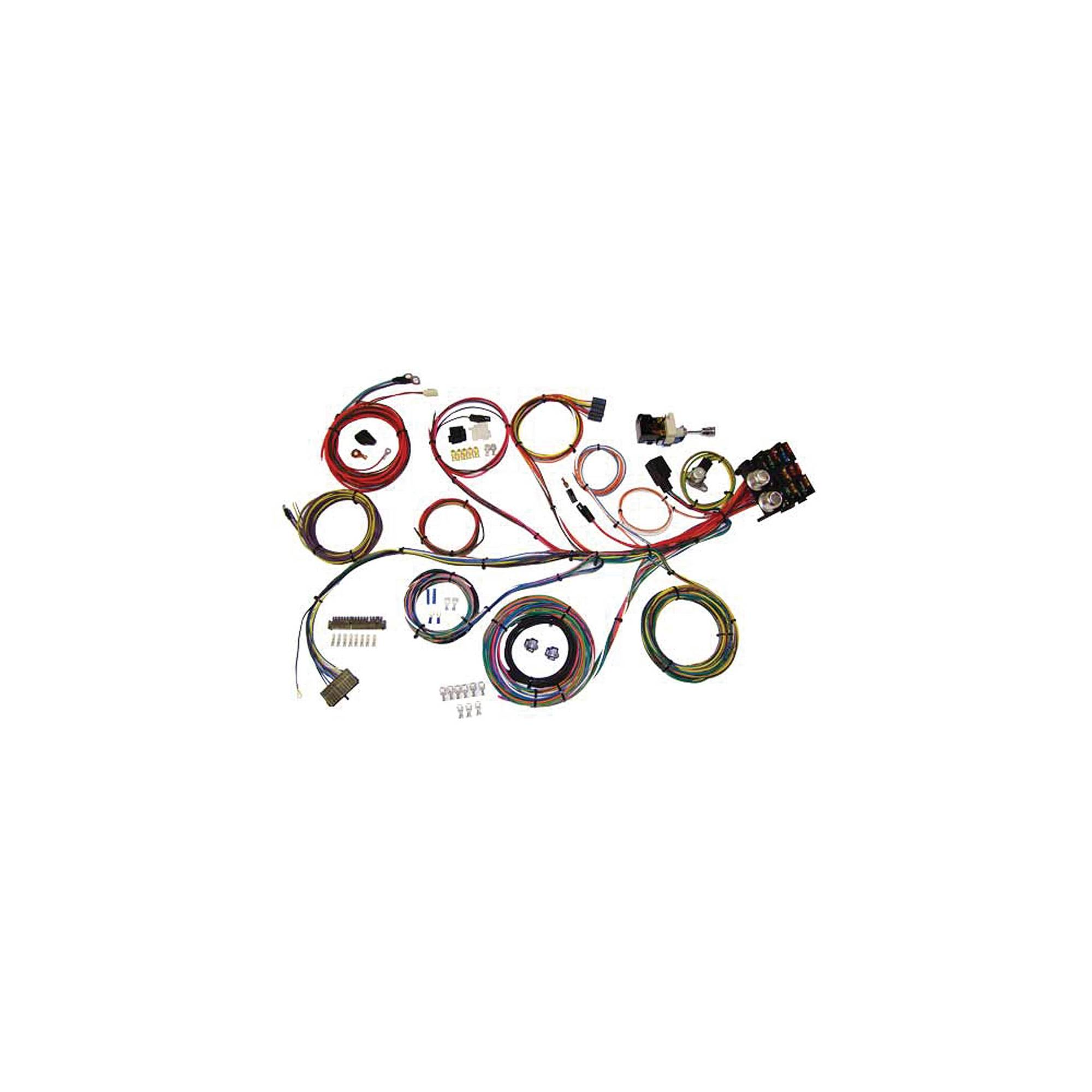 Eckler S Premier Products Chevy Wiring Harness