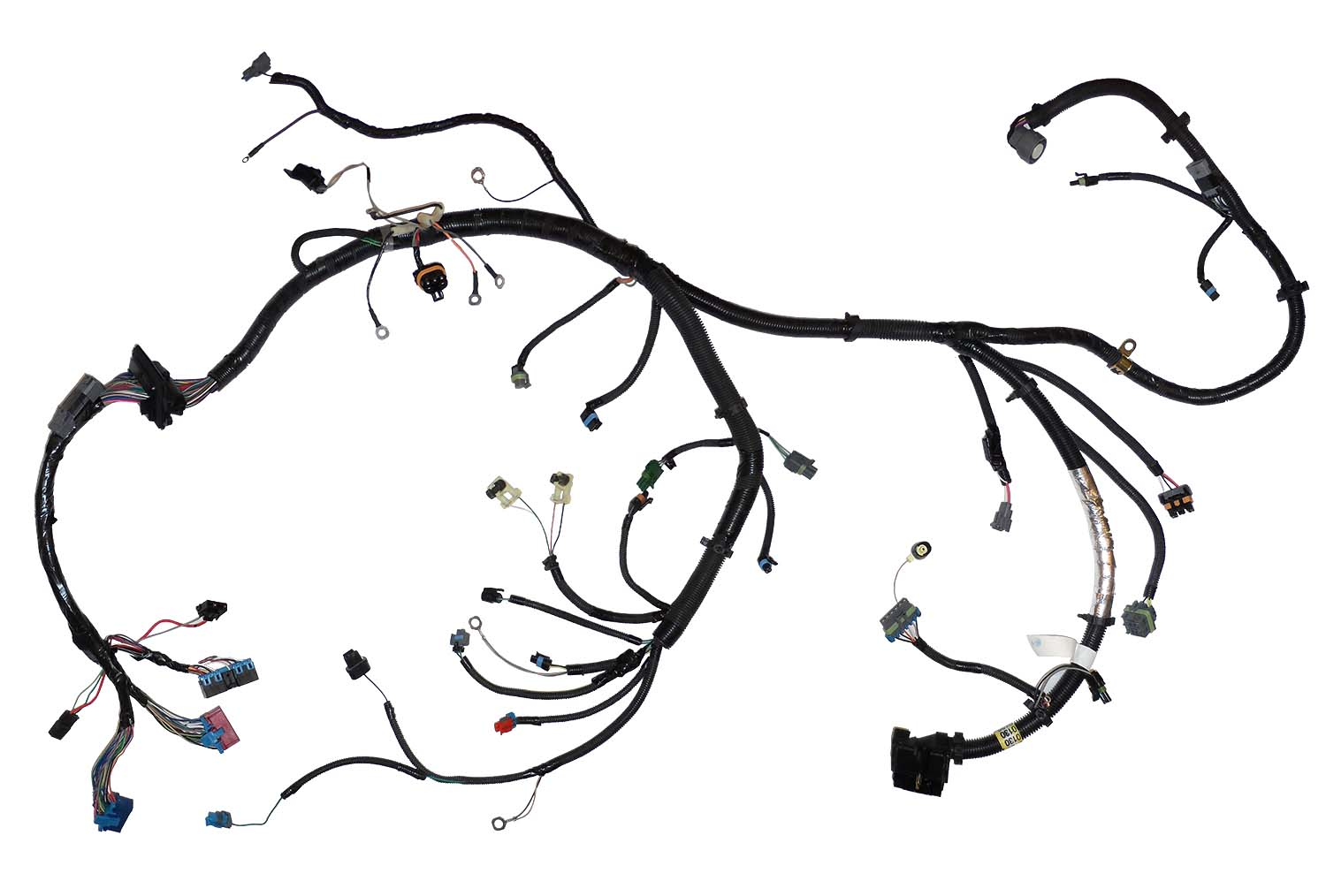 New Oem Tbi Engine Wiring Harness 5 0l 5 7l Gm