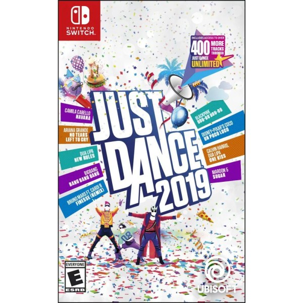 Just Dance 2019 - Nintendo Switch Standard Edition ...