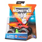 Monster Jam Official Bakugan Monster Truck Die Cast Vehicle Arena Favorites Series 1 64 Scale Truck Play Vehicle Walmart Com Walmart Com