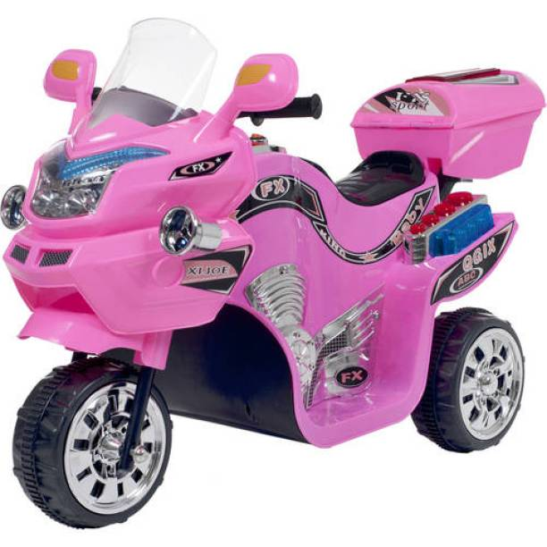 Ride On Toy 3 Wheel Motorcycle Trike