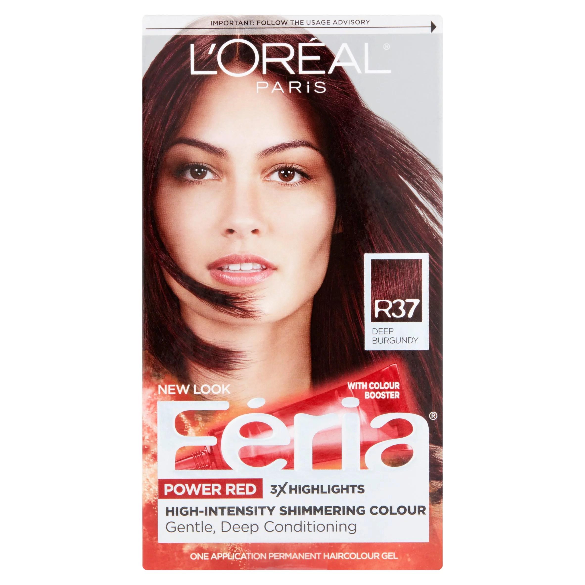 Loreal Hair Dye Coupon