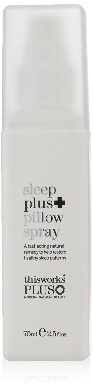 this works sleep plus pillow spray 75ml walmart com