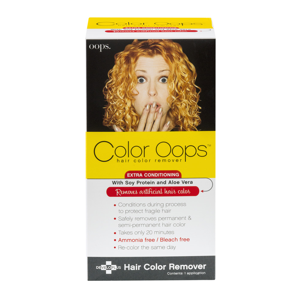 Color Oops Hair Color Remover 10 KIT