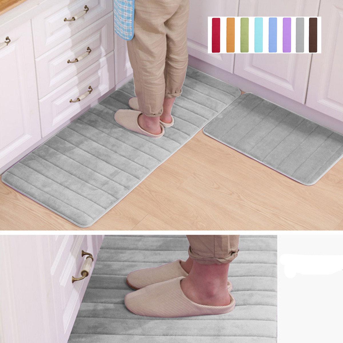 20 x30 62 x20 memory foam mat absorbent slip resistant on farmhouse colors for bath mats walmart id=87623