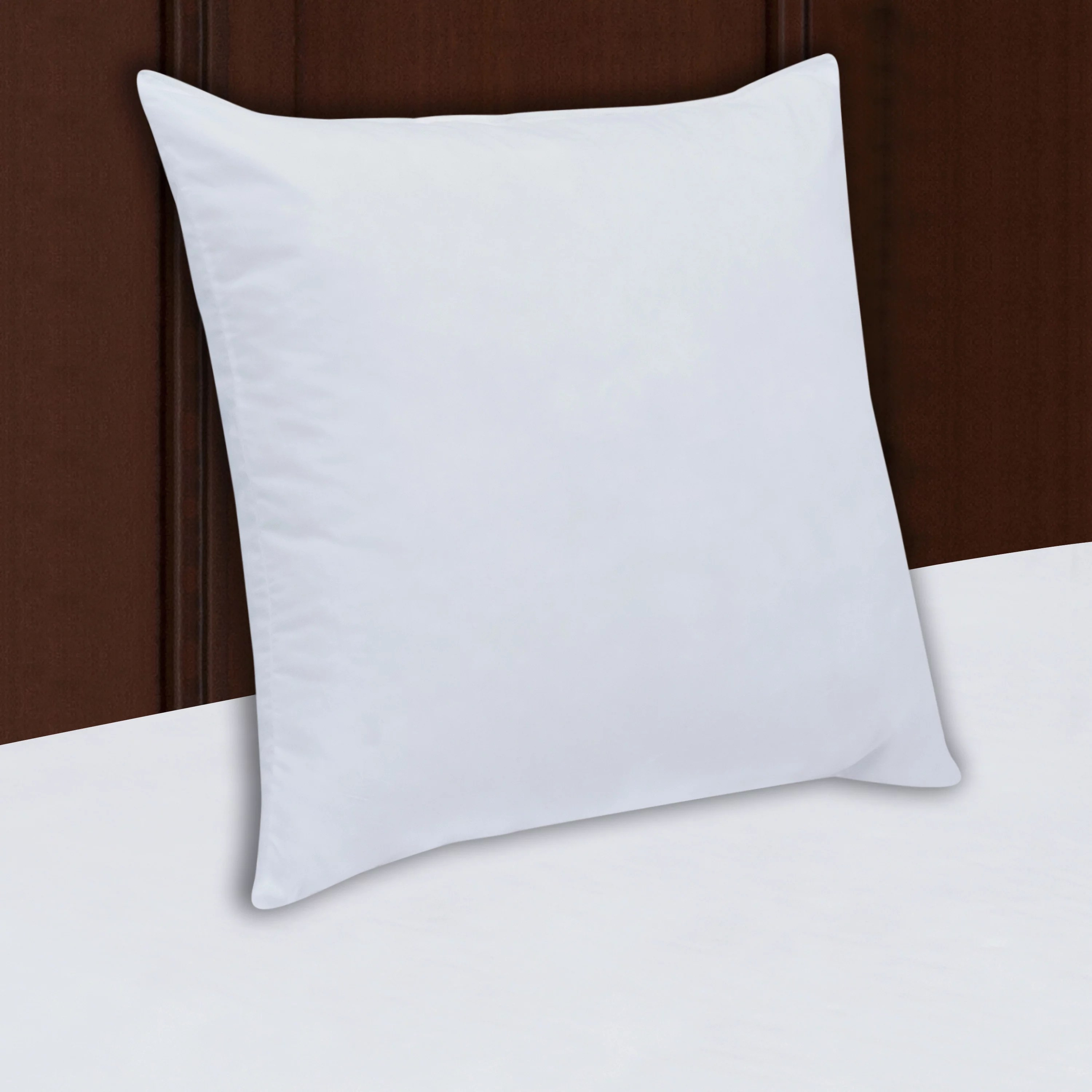 mainstays decorative pillow insert in 100 polyester 16 x16