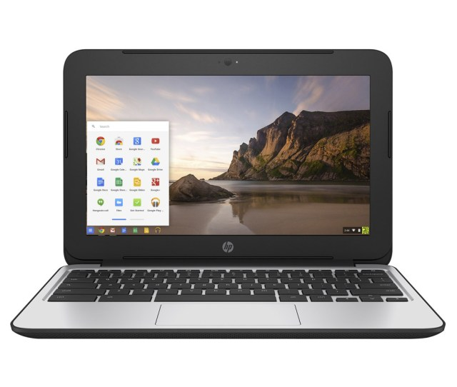 Hp Chromebook  6 Chromebook Intel Celeron N2840 Dual Core 2
