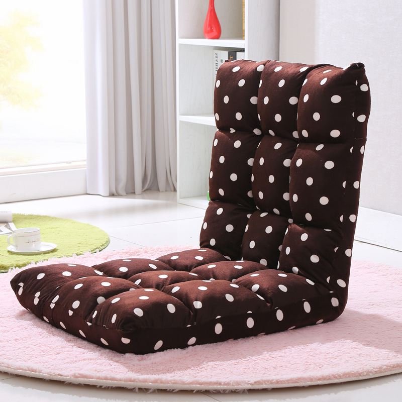 indoor adjustable floor chair 6 position folding padded on Kids Floor Chair id=20809