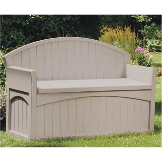 patio bench pack of 1