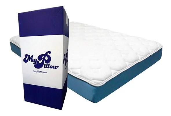 mypillow mattress queen walmart com