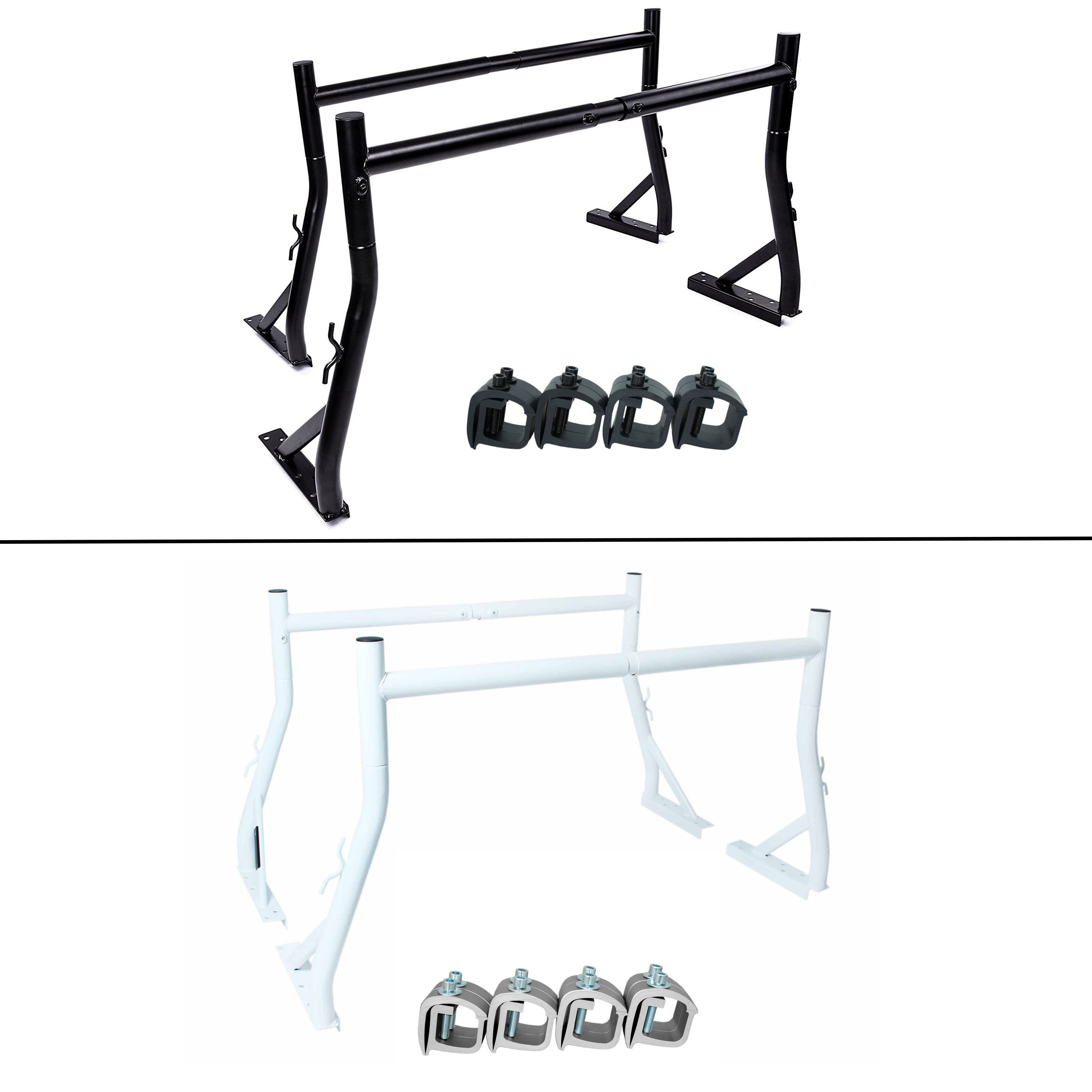 Aa Racks X35 Truck Rack With 8 Non Drilling C Clamps