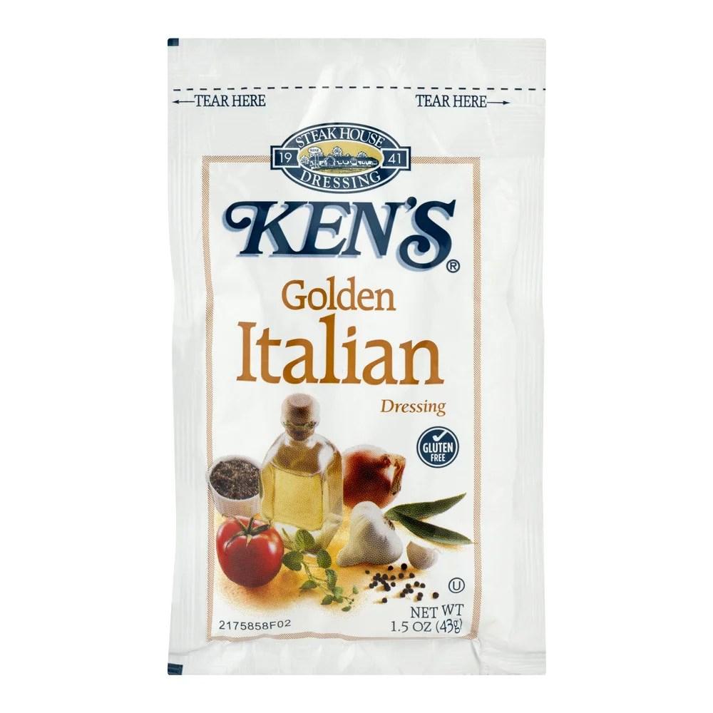 Ken39s Dressing Golden Italian 15 OZ Walmartcom