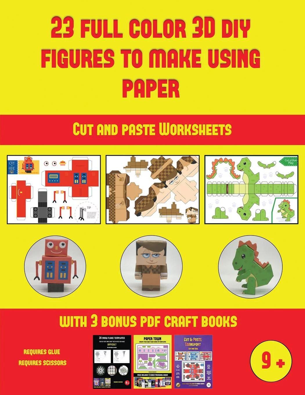 Cut And Paste Worksheets Cut And Paste Worksheets 23