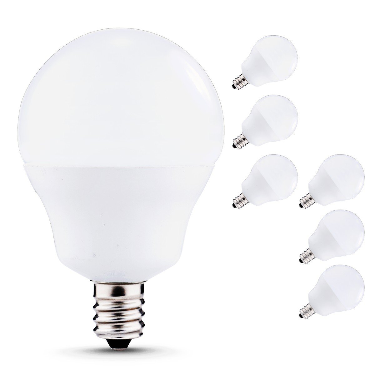 Replacement Globe Clear Bulbs Lights Essentials Room