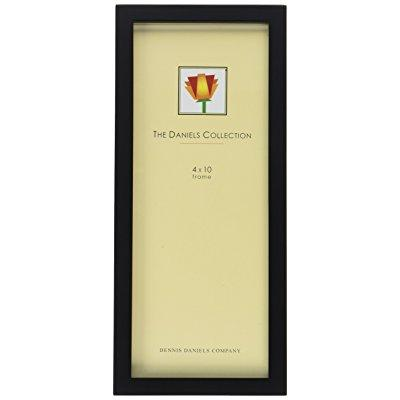 dennis daniels gallery woods panoramic picture frame, 4 x ...