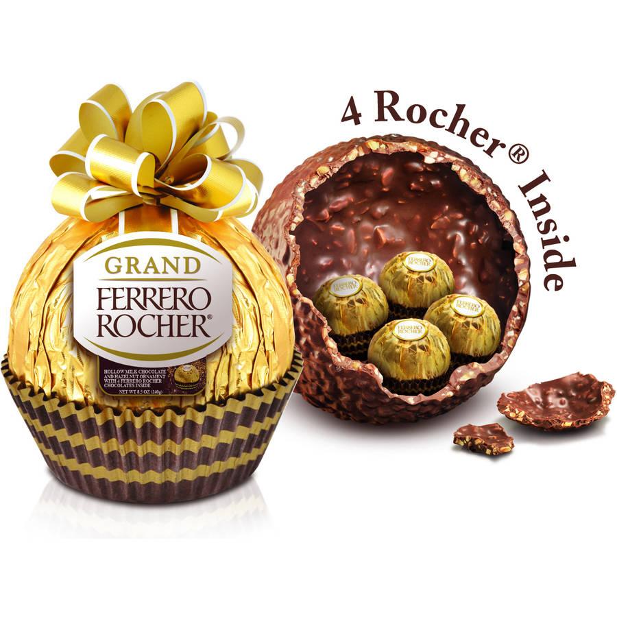Ferrero UPC Amp Barcode