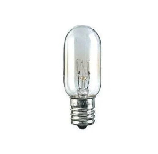 microwave light bulb for ge wb36x10003 40w 130v