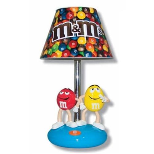 MampM M10DL8 MampMs Table Lamp With Night Light