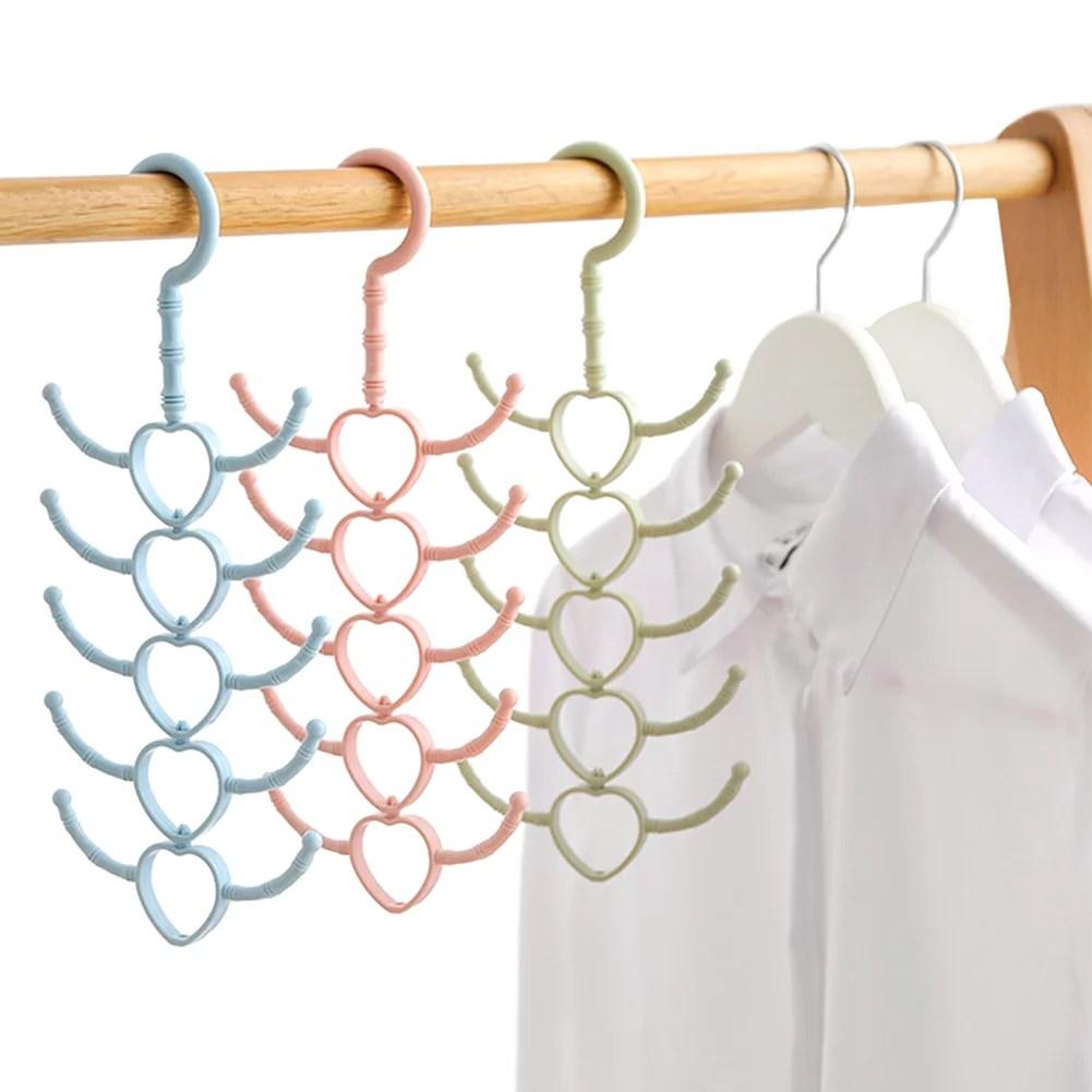 Tie Hangers Space Saver, Heavy Duty Closet Hanging ... on Closet Space Savers Walmart  id=71170