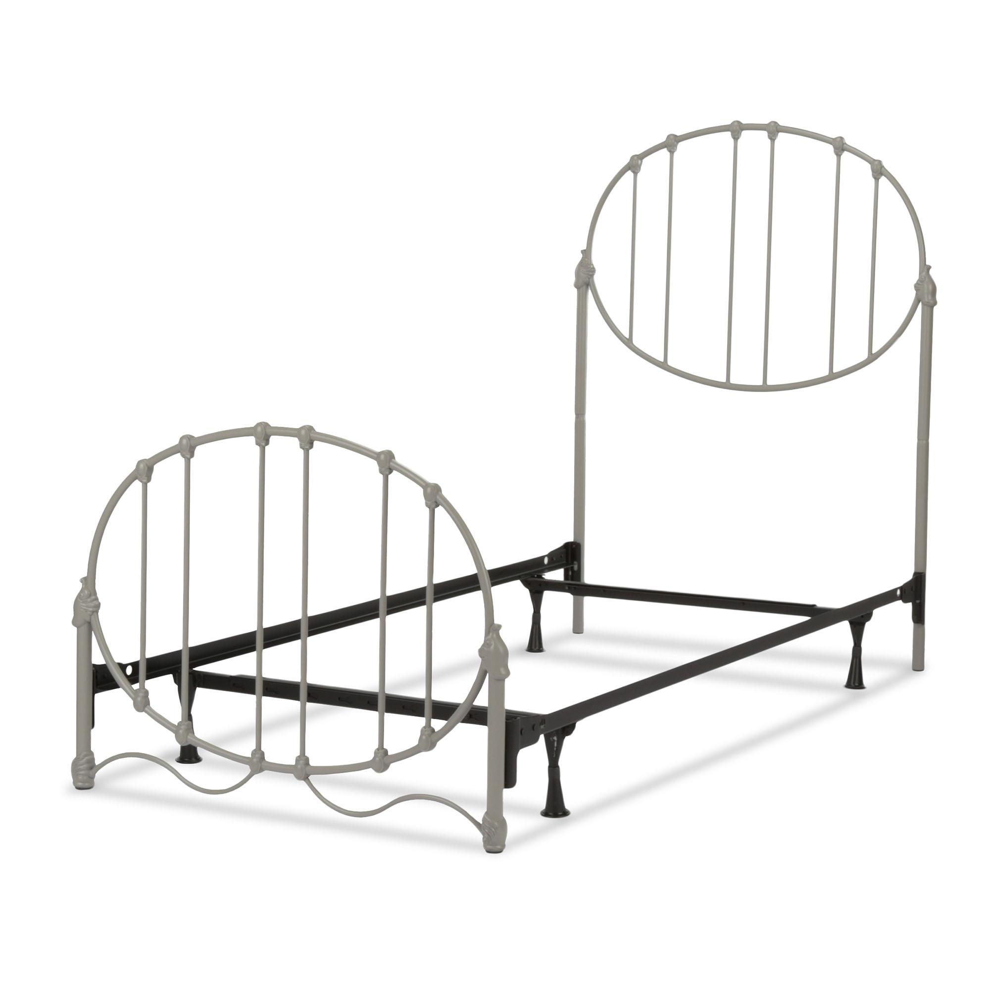 Emory Fashion Kids Complete Metal Bed And Steel Support
