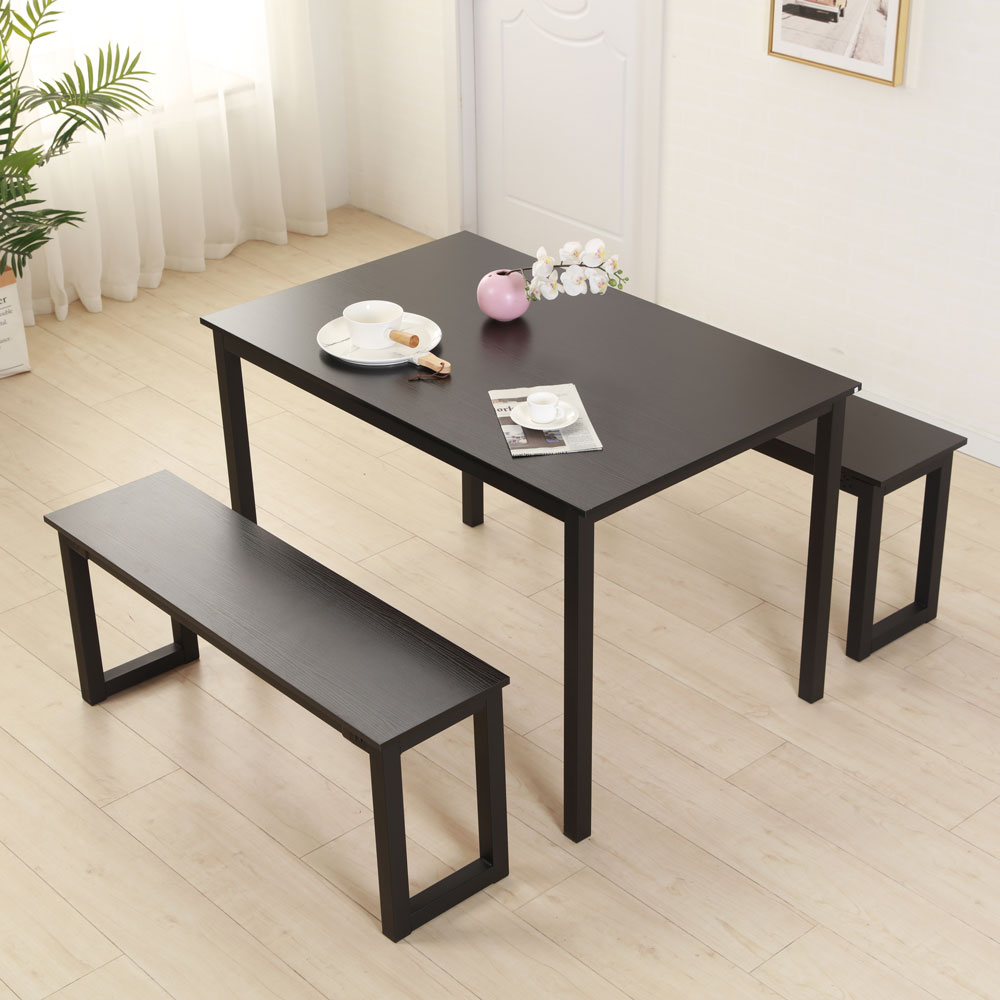 clearance 3 piece dining table set breakfast nook dining on dining room sets on clearance id=36164