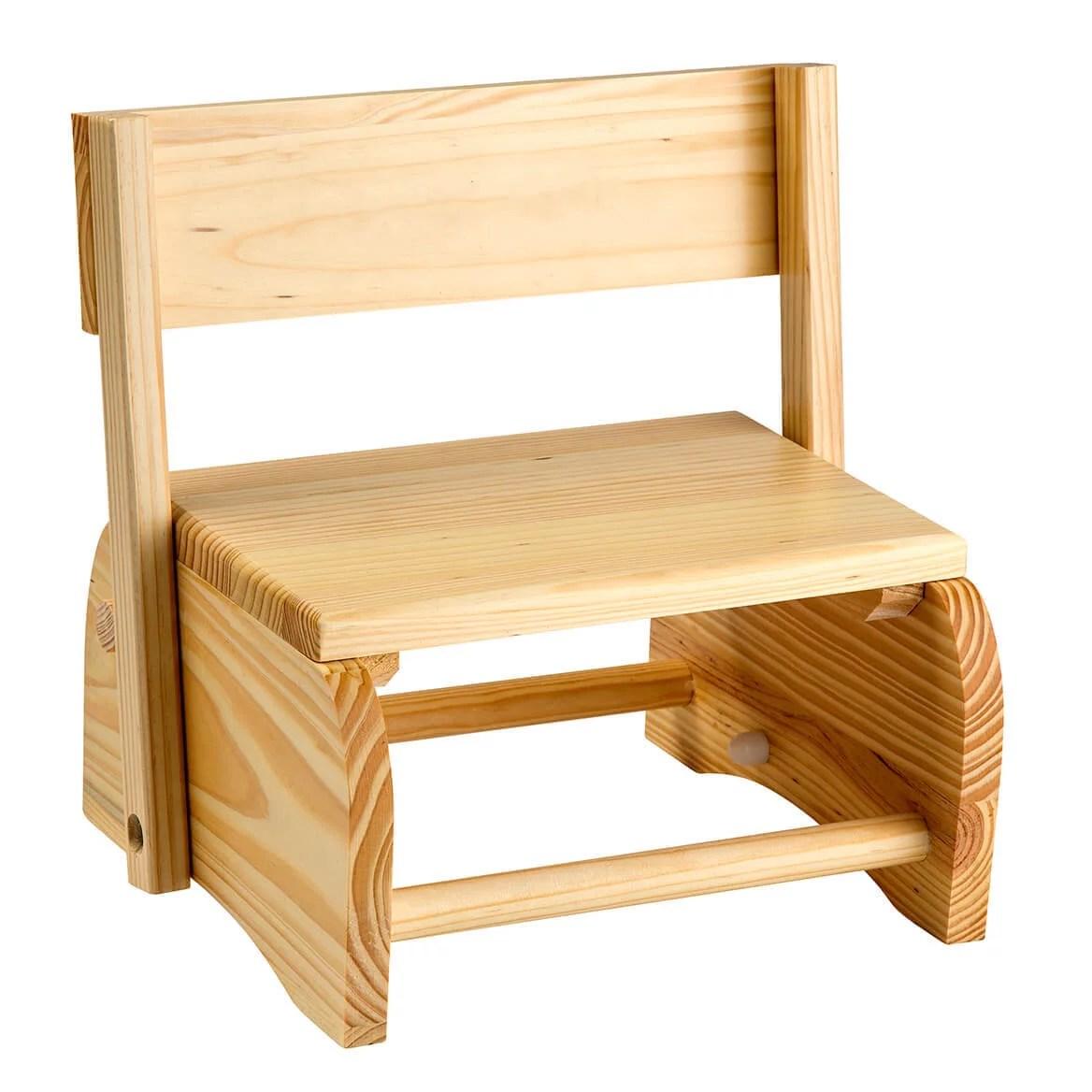 miles kimball wooden childrens chair walmart com