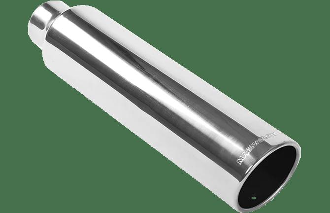 magnaflow 2 1 4 inch inlet round exhaust tip