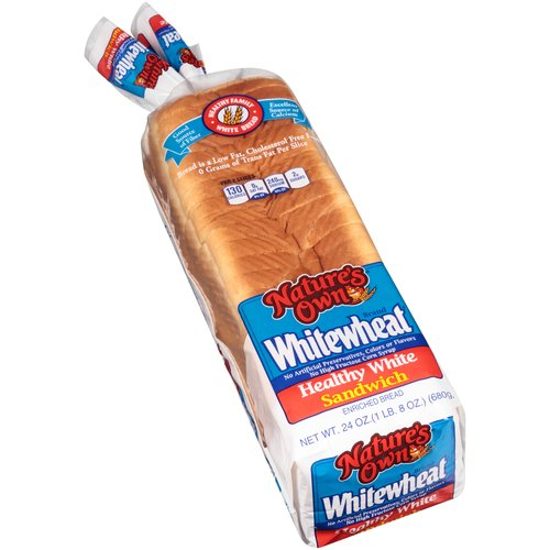 Nature39s Own Whitewheat Healthy White Sandwich Enriched