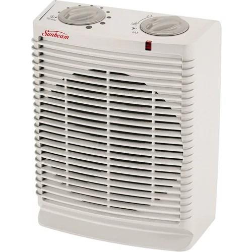 Sunbeam Compact Personal Heater Sfh111 Wm1 Walmart Com Walmart Com