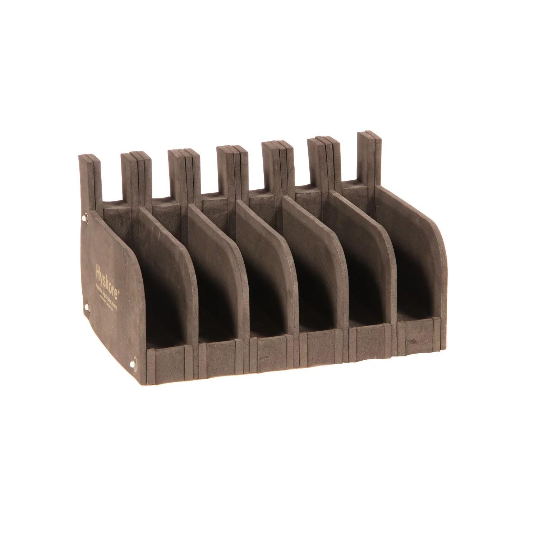 hyskore 1003641 6 gun modular pistol rack walmart com
