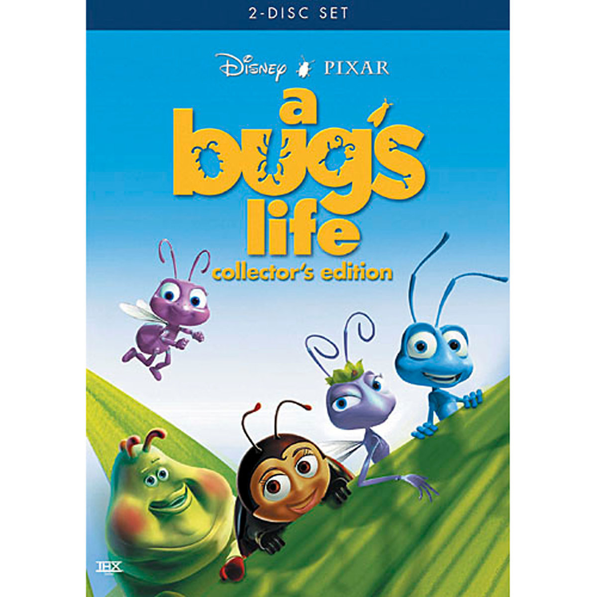 A Bugs Life Collector S Edition Dvd